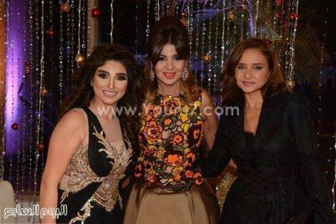 نيللى كريم أفضل ممثلة ودنيا سمير غانم أحسن  كوميدية  فى  الدير جيست