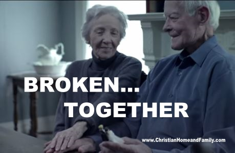 broken together casting crowns