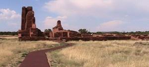 Salinas Pueblo Mission, Mountainair, New Mexico
