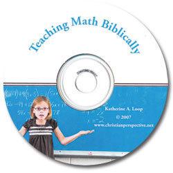 Teaching Math Biblically