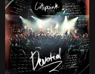 citipointe live devoted album cover