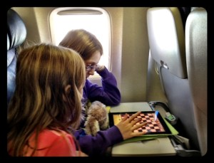 Checkers electronically