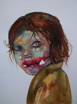 aquarella on paper, 40 x 30 cm, 2015