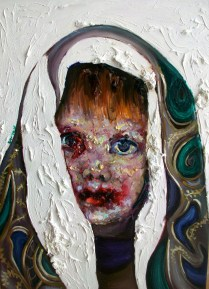 oil on canvas, 50 x 70 cm, 2015