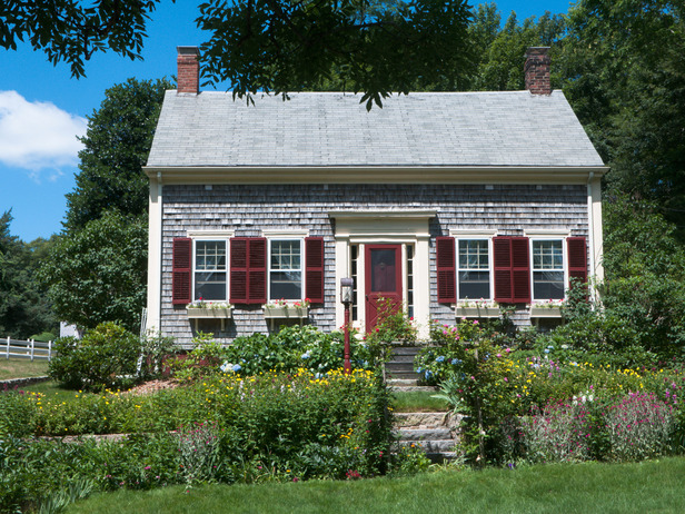 Image result for cape cod house