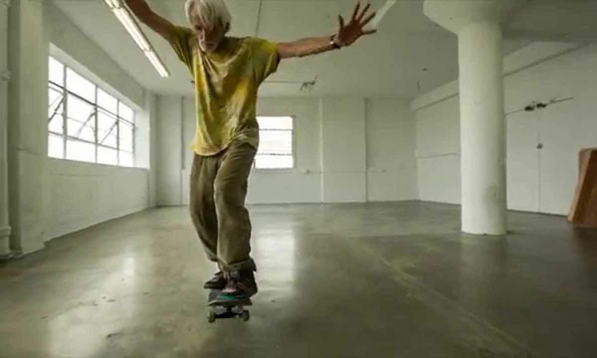 Gedanken über Alter und Lernfähigkeit beim Anblick eines Videos