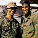 101st Airborne ROK and ERDL camo (1969)