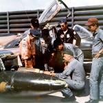 VNAF pilots and USAF instructor (1960s)