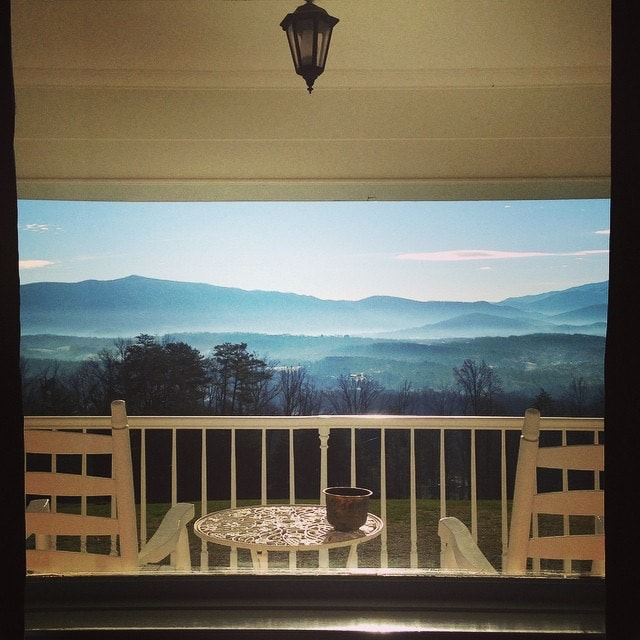 smoky mountain bed and breakfast - Christopher Place Resort