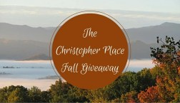 Fall Giveaway at Christopher Place