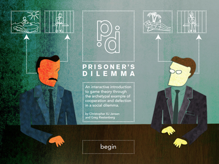 Prisoner's Dilemma embezzlement scenario PDF download