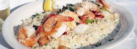 Shrimp Kebab Special