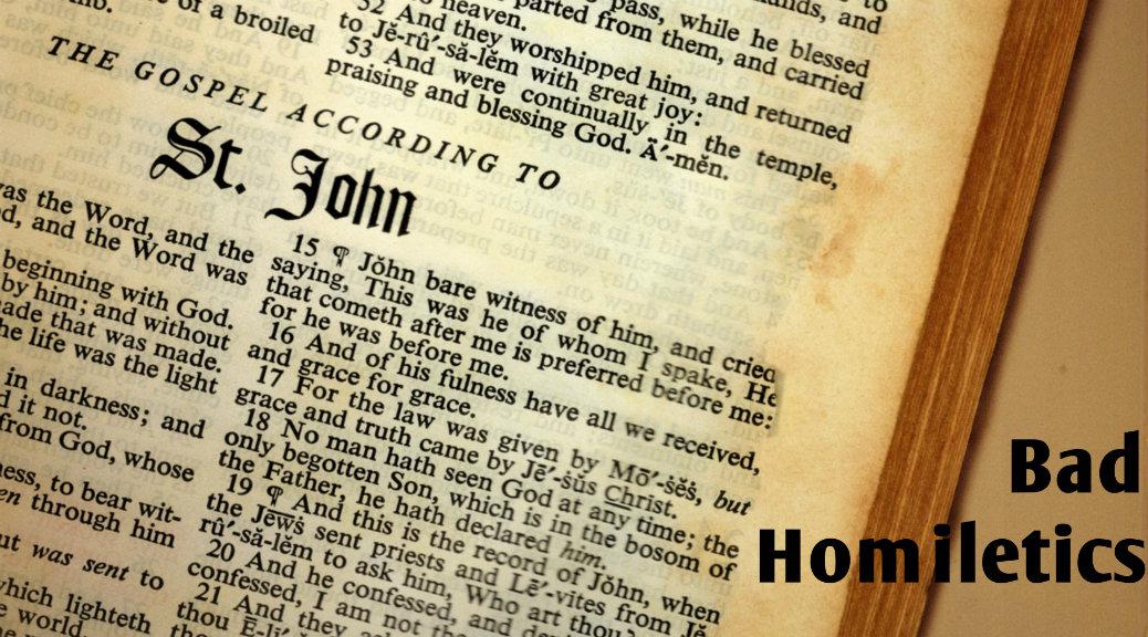 Bad Hermeneutics Gospel of John WP Featured 1038x576