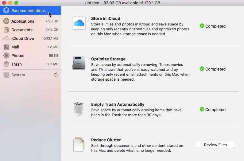 main-optimize-storage-screen