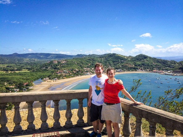 Katie and I left Vancouver's cold, wet weather behind over Christmas and New Years heading South to the San Juan del Sur area of Nicaragua for our honeymoon.