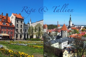 How much are 7 Days in Riga and Tallinn?
