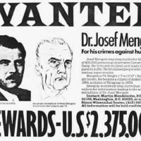 La disparition de Josef Mengele x Olivier Guez