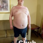 a hot young smooth gay chubby