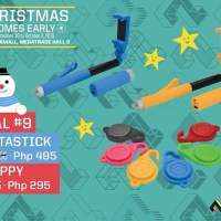 It's the Christmas Comes Early Sale by Digital Walker!