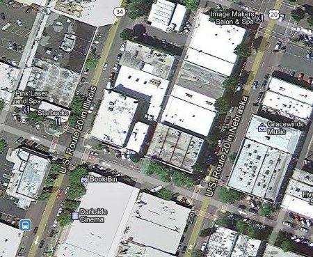 Corvallis Map WTH