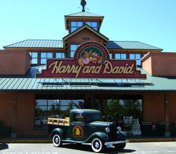 Harry and David in Medford, Oregon