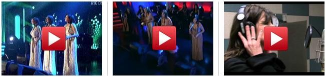 The Vard sisters video performances