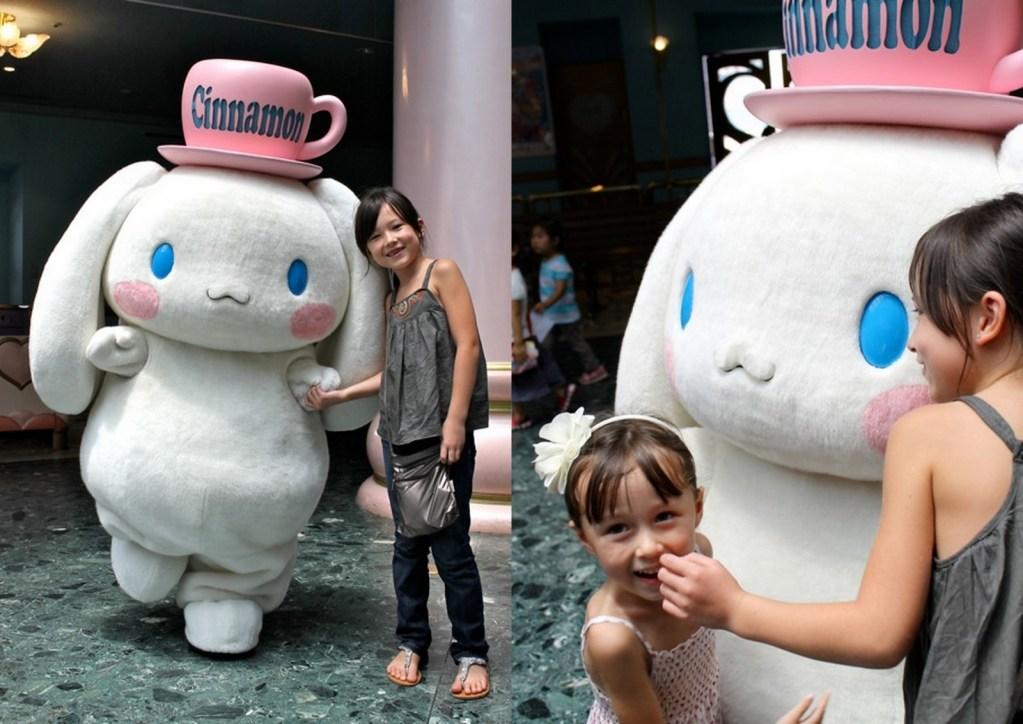Sanrio Puroland in Tokyo Japan ☆ サンリオピューロランド