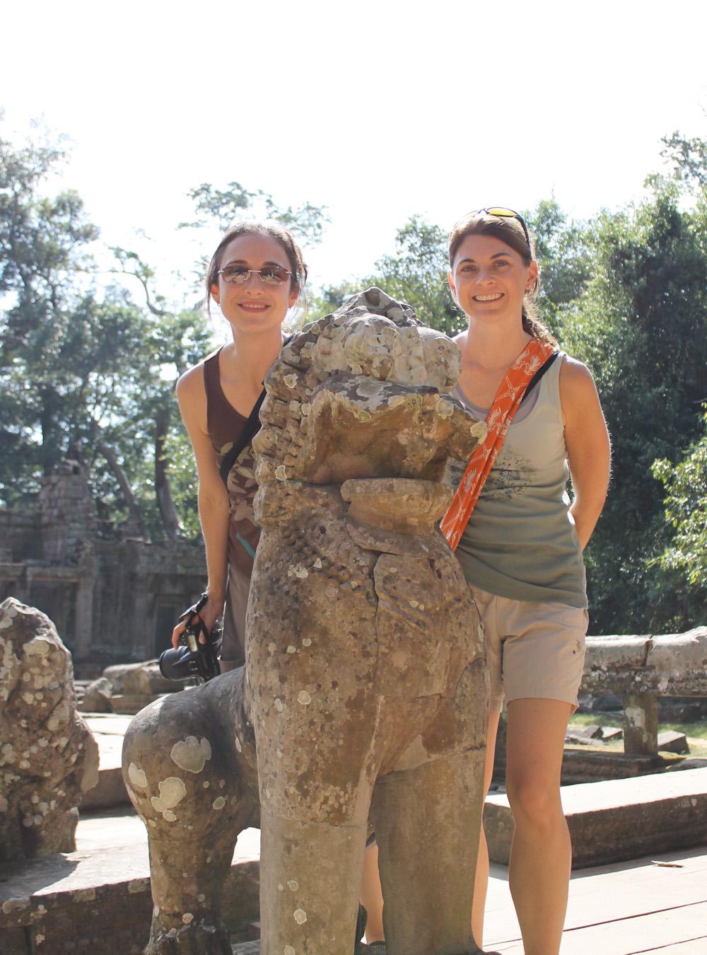 Preah Khan Siem Reap Cambodia-4