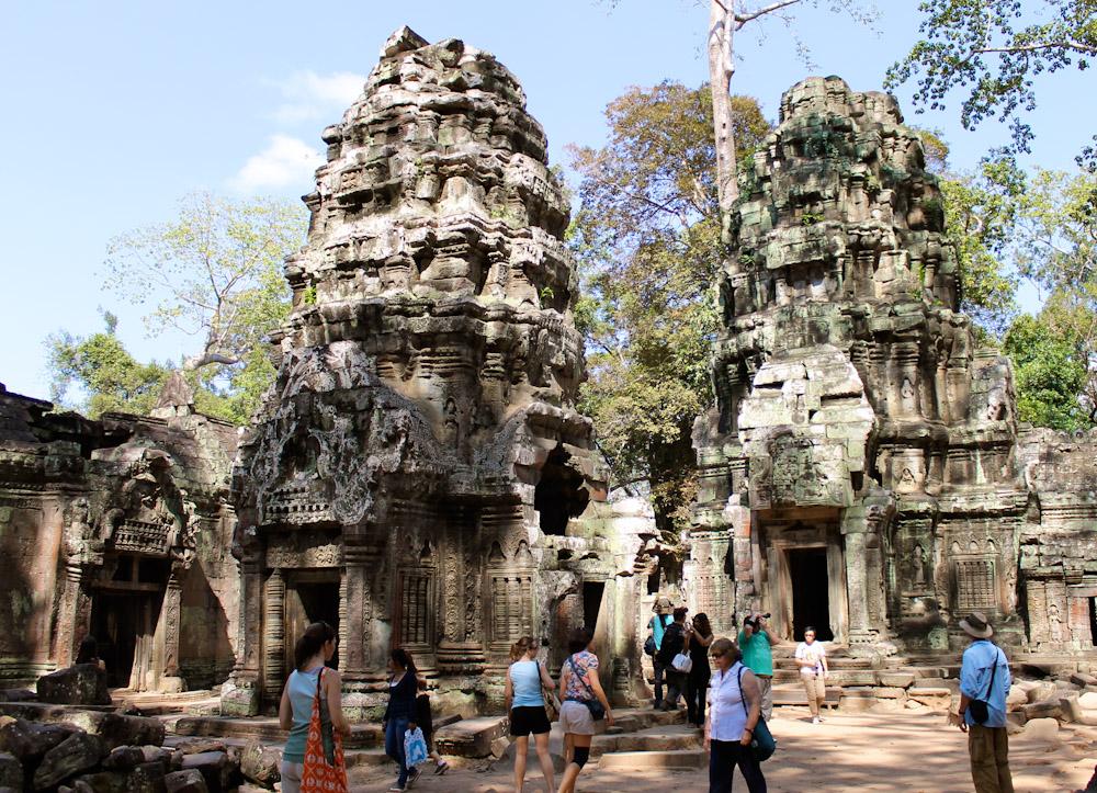 Ta Prohm Siem Reap Cambodia-15