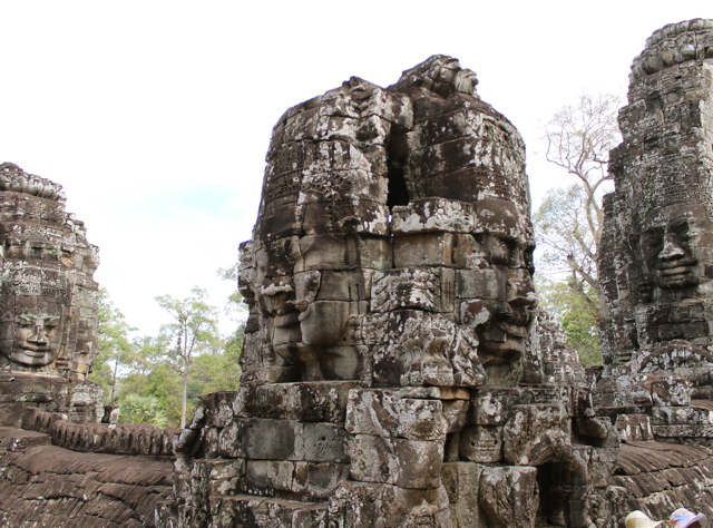 Bayon Siem Reap Cambodia10