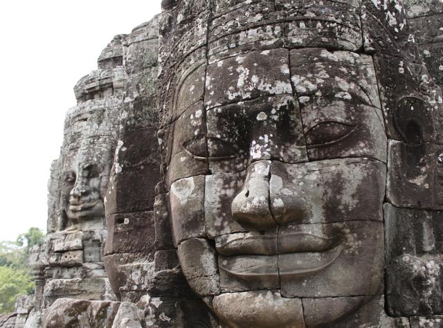 Bayon Siem Reap Cambodia7