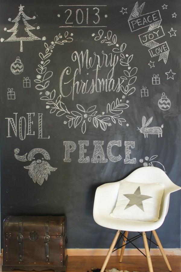 Christmas Chalkboard-10