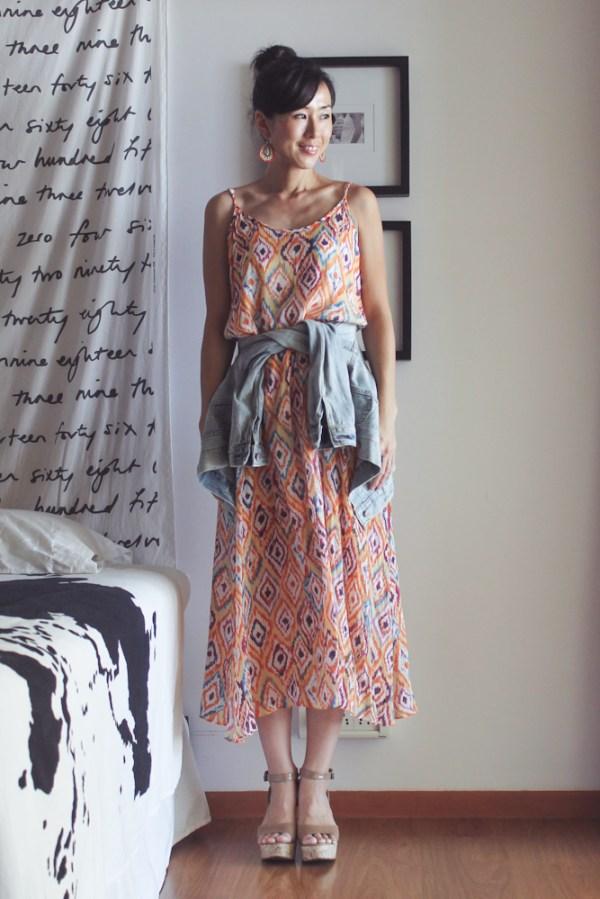Le Petit Society Tribal Dress-10