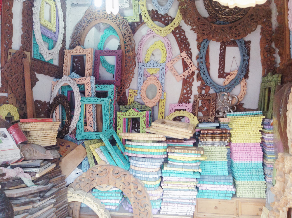 Wood Carving Frame Shops in Mumbai ☆ Craft Wood Art & Hassaan Wood Antics Specialist