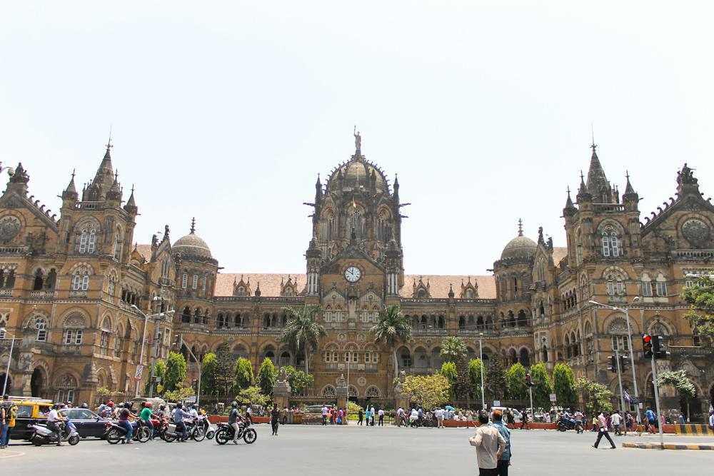 CST Chhatrapati Shivaji Terminus-2