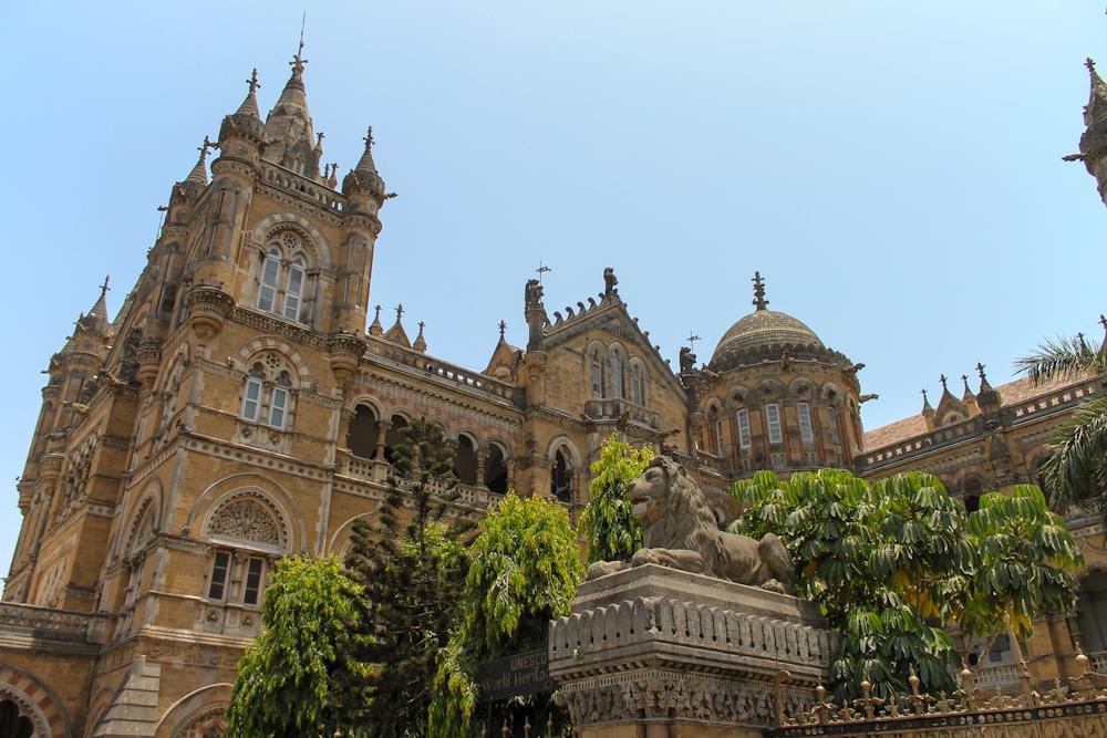 CST Chhatrapati Shivaji Terminus-25