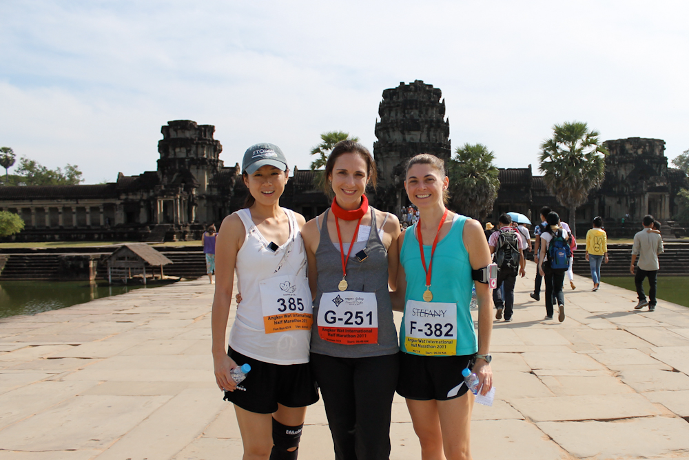 Angkor Wat International Half Marathon-37