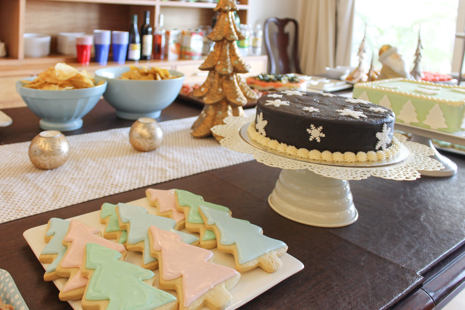 Holiday Party Table 2015-20