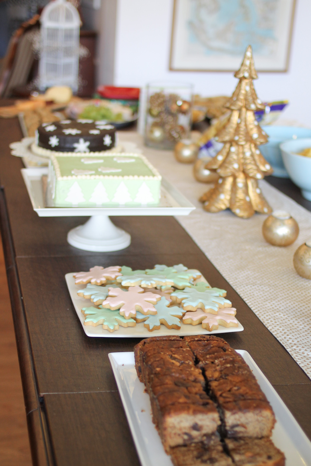 Holiday Party Table 2015-8