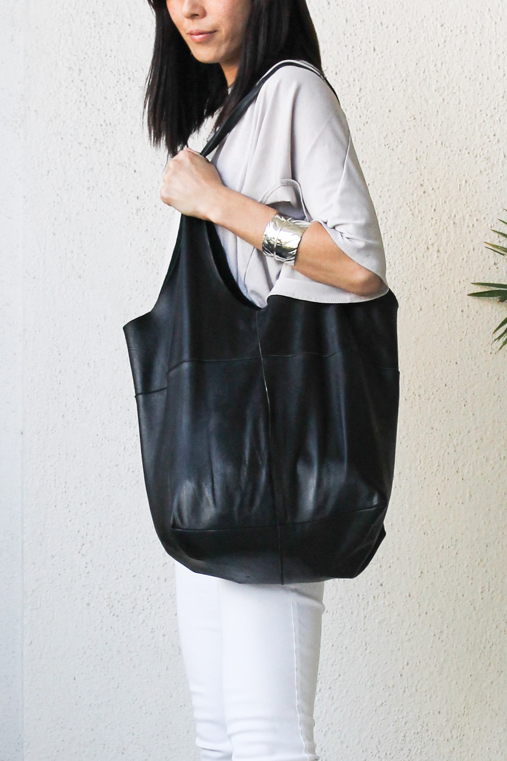 Leather Bag from Dharavi-2