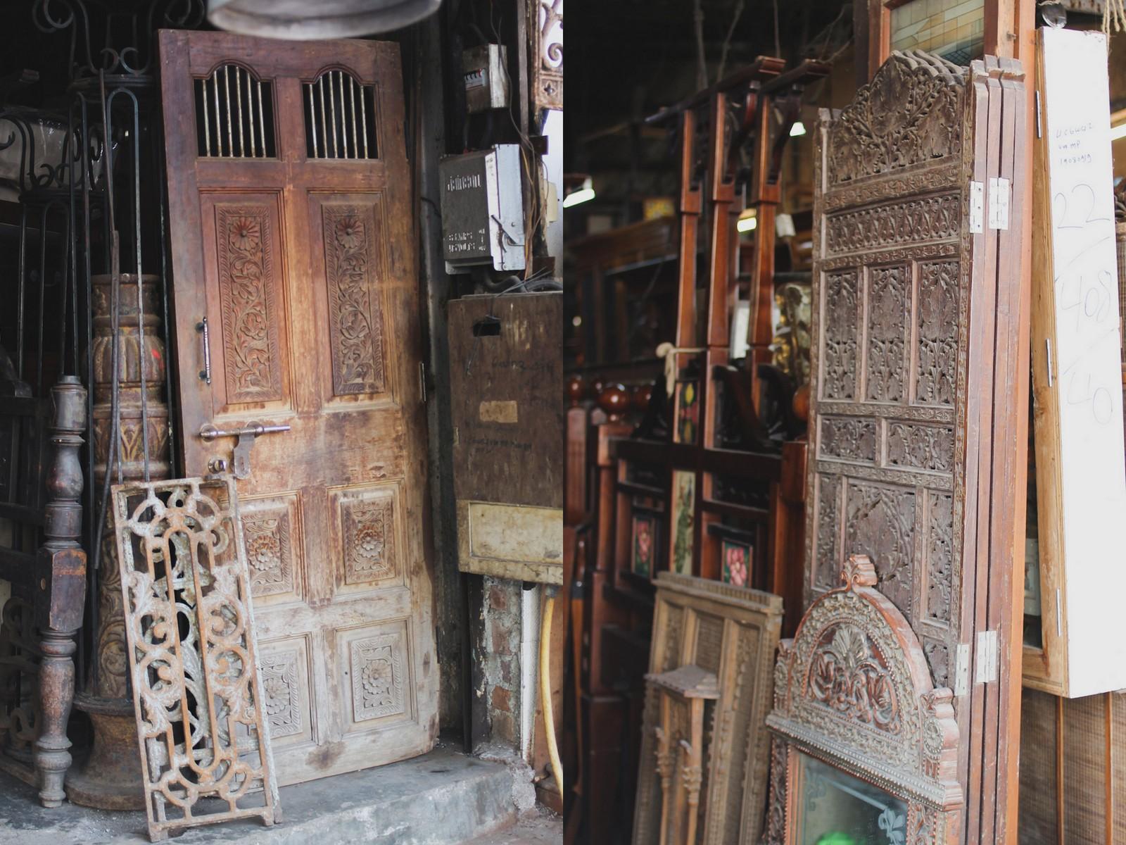 Oshiwara Antique Market In Jogeshwari