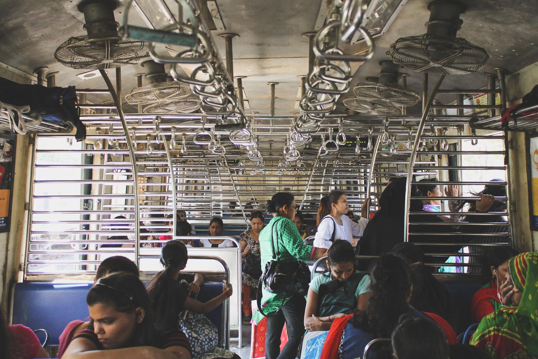 Mumbai Train Ride-12