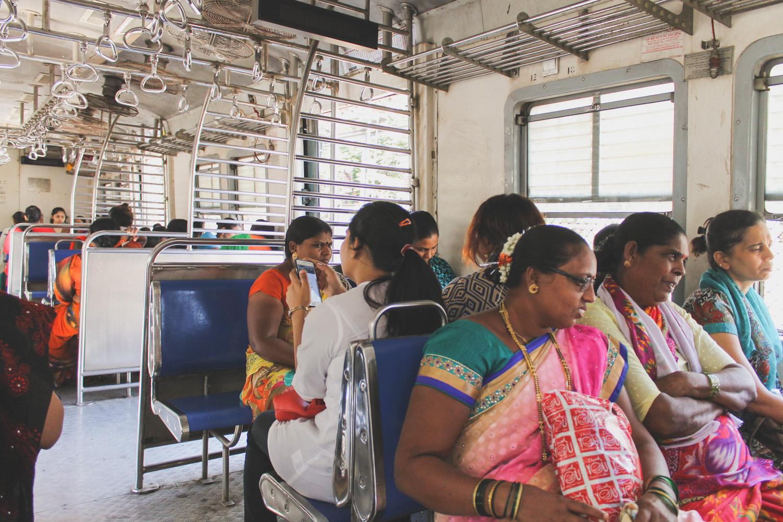 Mumbai Train Ride-22