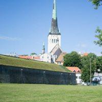 Tallinn, Estonia With My Bestfriend