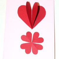 RIANNA'S ART / 004- Valentines Card