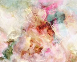 Small Of Abstract Flower Paintings