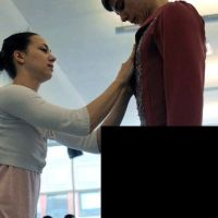 Problems with male ballet dancer