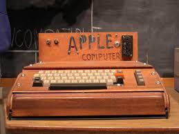 El primer ordenador de Apple