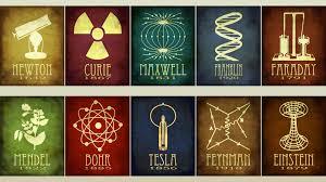 Científicos famosos