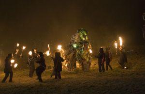 Imbolc Festival en Inglaterra